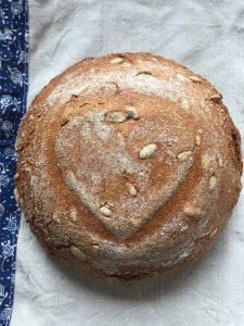 Domáci chlieb - pýcha, láska a vášeň - Vilma Vittek